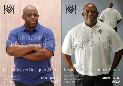 Kevin Kirksey: Redesigning the casual sports shirt