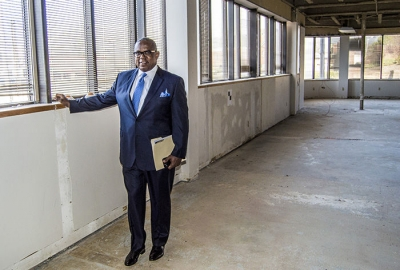 Business Incubator Coming to Atlanta's Predominately Black Neighborhood