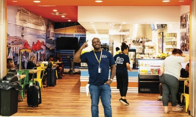 A Little Haiti Eatery Expands to Miami Airport