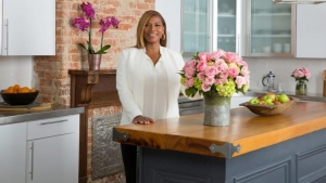 Martha Who? Queen Latifah Launches Floral Collection