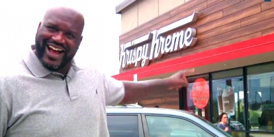 Shaquille O'Neal buys Popular Krispy Kreme franchise in Atlanta