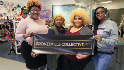 Milwaukee Business Collective Gives Visibility to Black Entrepreneurs