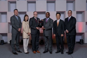 Toyota Awards Minority-Owned Chemico as Top Chemical Supplier