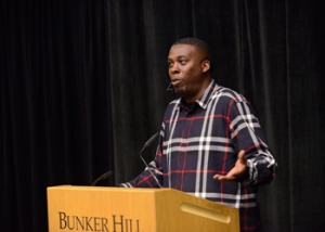 Wu-Tang Clan's GZA Brings Rhyming Science to College