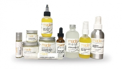 Woman entrepreneur launches organic product line