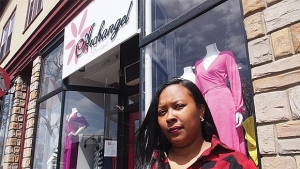 Entrepreneur Leaves the Safe Haven of Corporate Job to Build a Fashion Boutique