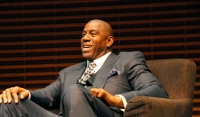 Magic Johnson Announces $100 Million in Loans for Business Owners of Color