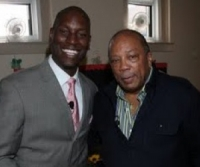 Quincy Jones, Tyrese and Feel Rich Inc., Partner to Help New Mothers