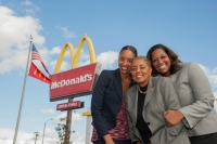 Mother-Daughter Trio Thrive at McDonald's Ownership