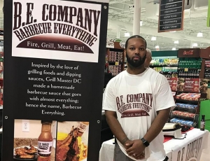 Entrepreneur Lands Barbecue Sauce in 20 DC Area Stores