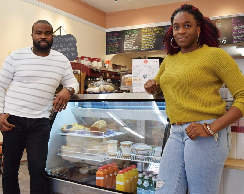 Boston's juice and Jazz provides nurturing meals and culture