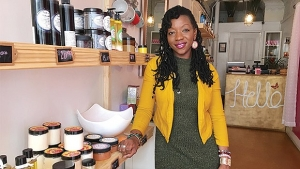 Entrepreneur Turns Home Remedy into Natural Skincare Line