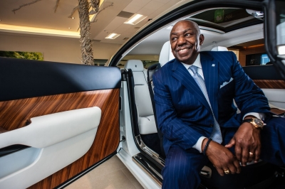 Black Dealership Expands Luxury Fleet with Lamborghini