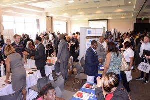 Atlanta Councilman Hosts 1,000+ at 'Back to Business' Conference