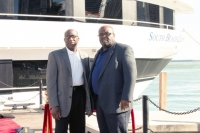 Black-owned party yacht squeezed out of dock space