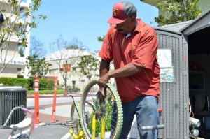 Bike Repair Shop Told to Leave USC