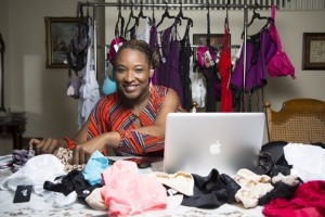 How This Lingerie for 'Plus Sized' Women Entrepreneur Perfected Her Pitch