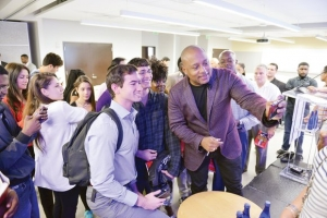 Daymond John launches start-up funding program