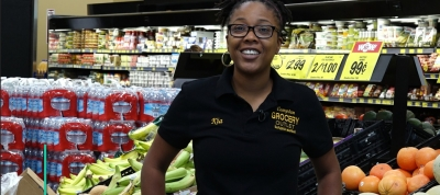 This Woman Takes Over Ownership of Grocery Outlet in Compton