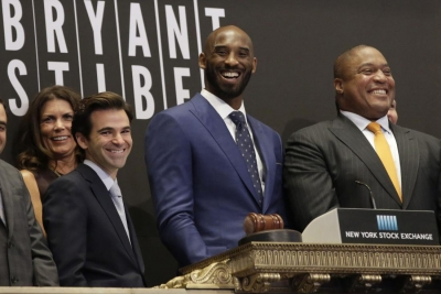 Will Kobe Bryant's $100 Million Fund Capitalize Black Entrepreneurs