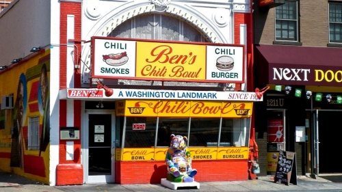 D.C.'s Iconic Ben's Chili Bowl Determined to Stay Afloat