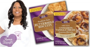 Black-Owned Gourmet Biscuit Company Lands Distribution in Walmart & Other Retailers